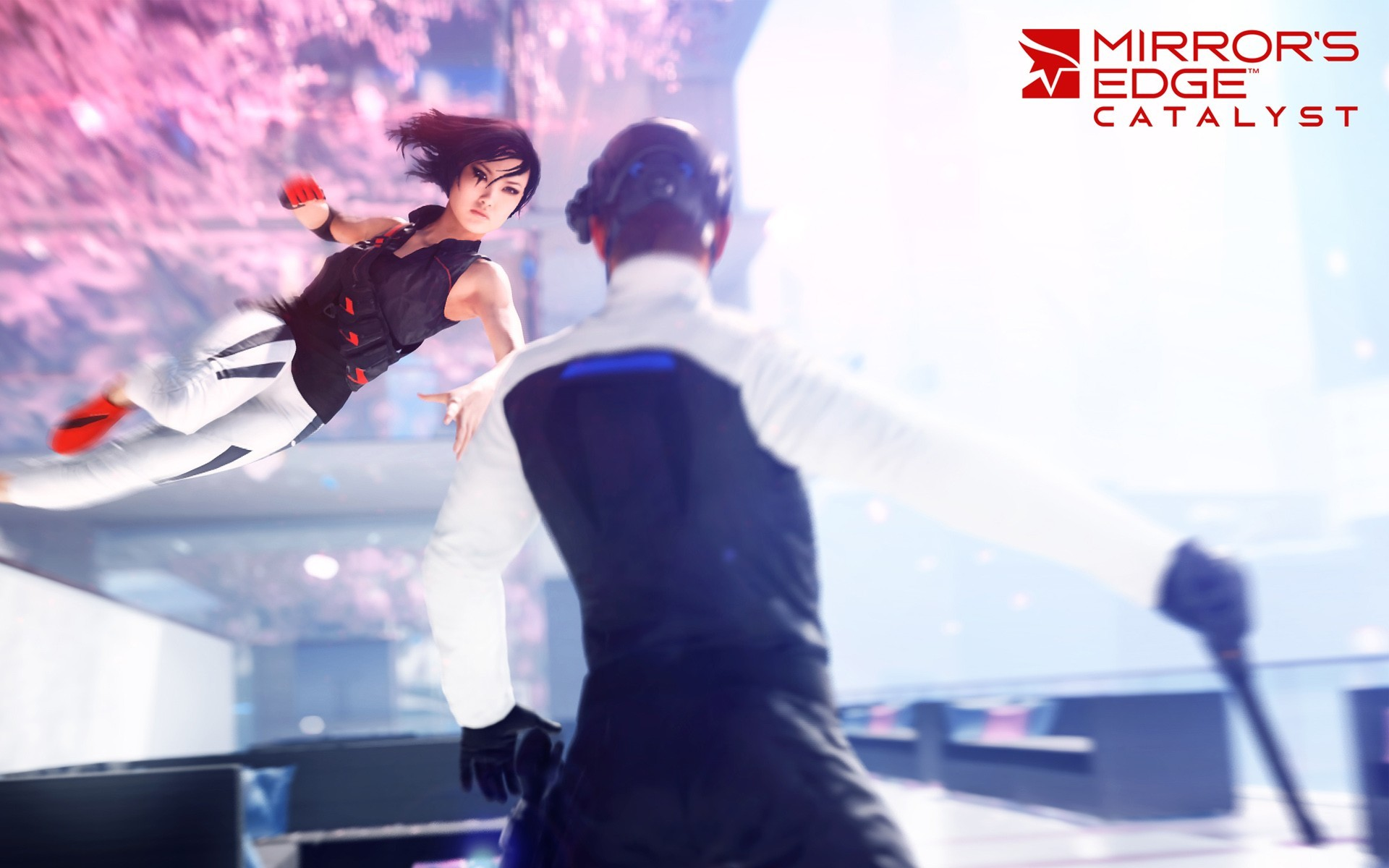 Mirrors Edge Catalyst Game Wide