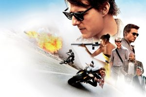 Mission Impossible Rogue Nation 2015 Wide