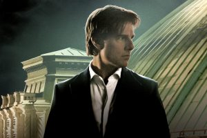 Mission Impossible Rogue Nation Tom Cruise Wide