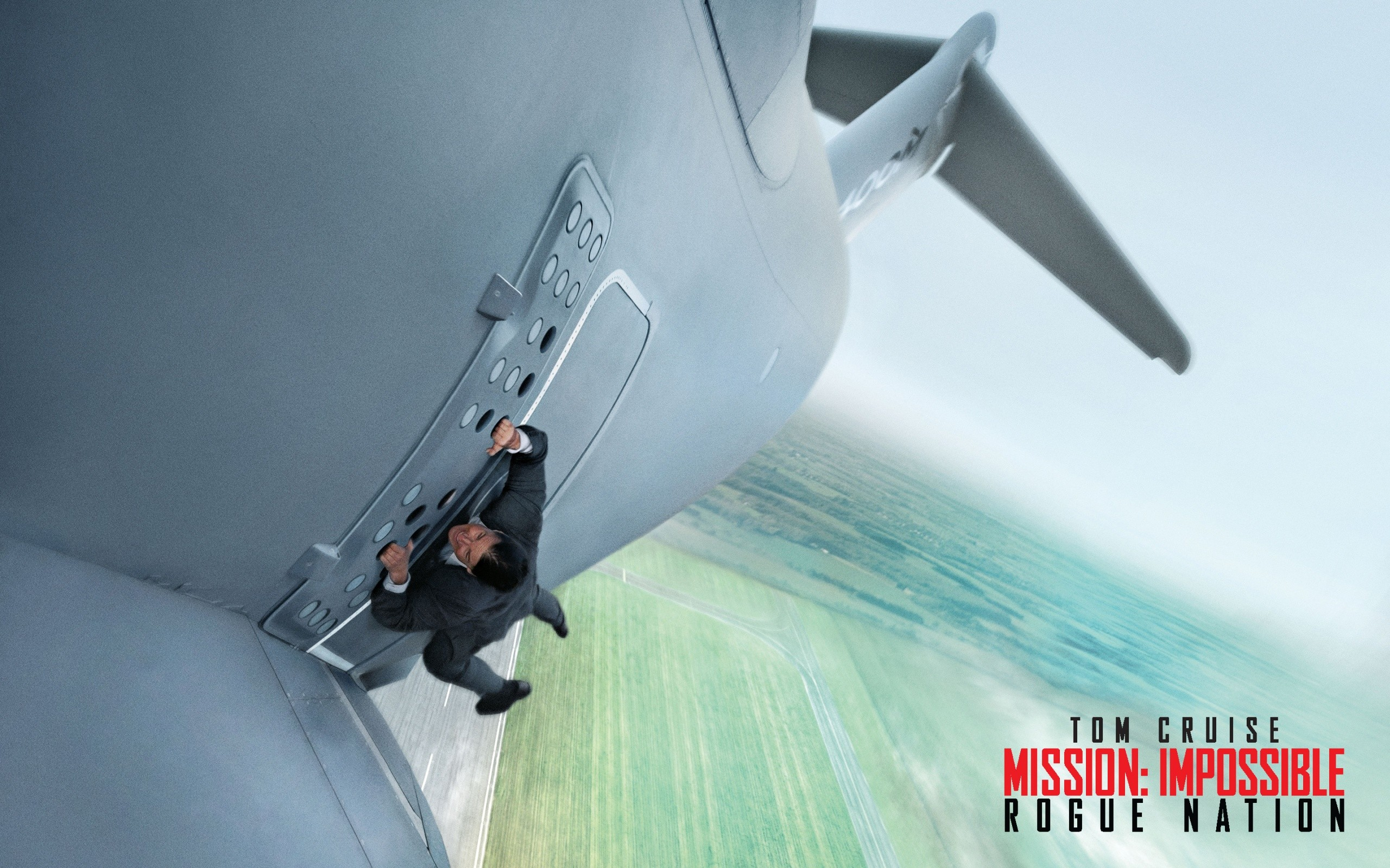 Mission Impossible Rogue Nation Wide