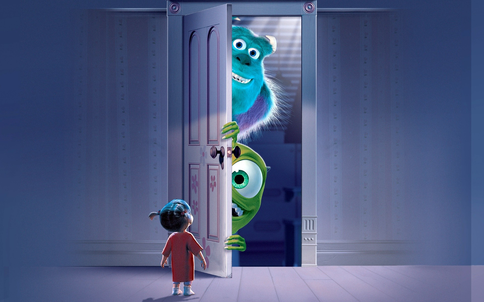 Monsters Inc Movie Wide