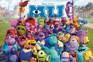Monsters University 2013 Wide