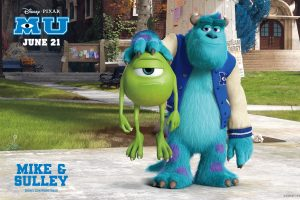 Monsters University Official Wide