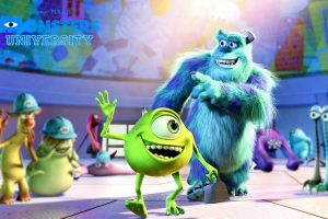 Monsters University Wide