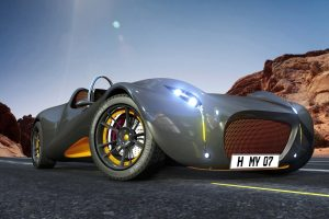 Morey Concept Car Wide