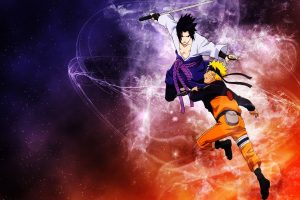 Narutosasuke Eternal Battle Wide