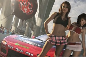 Need For Speed Prostreet Girls