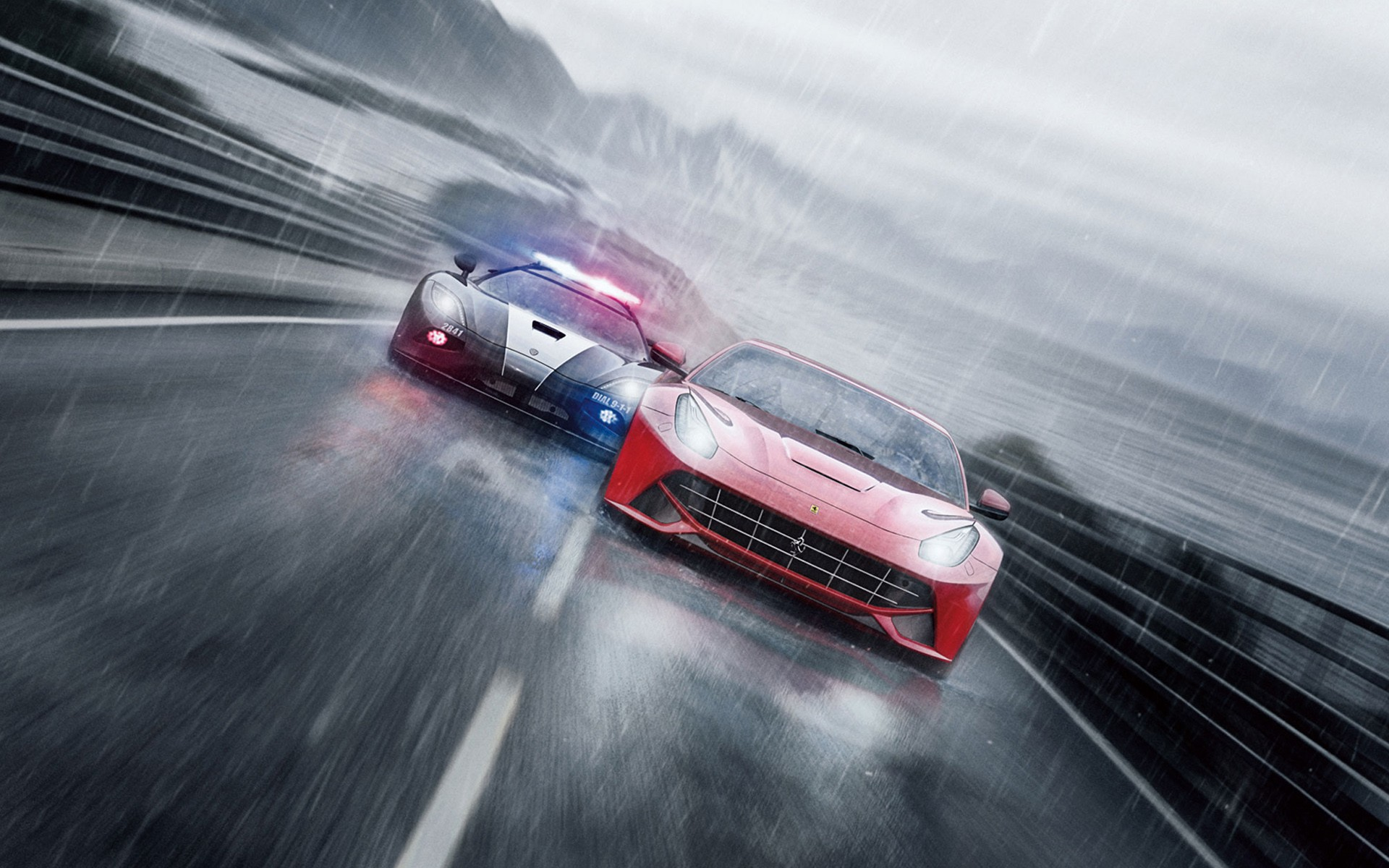Need For Speed Rivals Wide