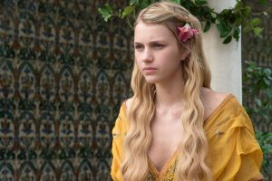 Nell Tiger Free As Myrcella Baratheon Wide