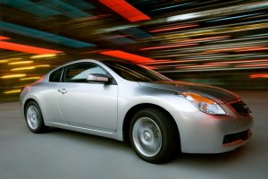 Nissan Altima Coupe Wide