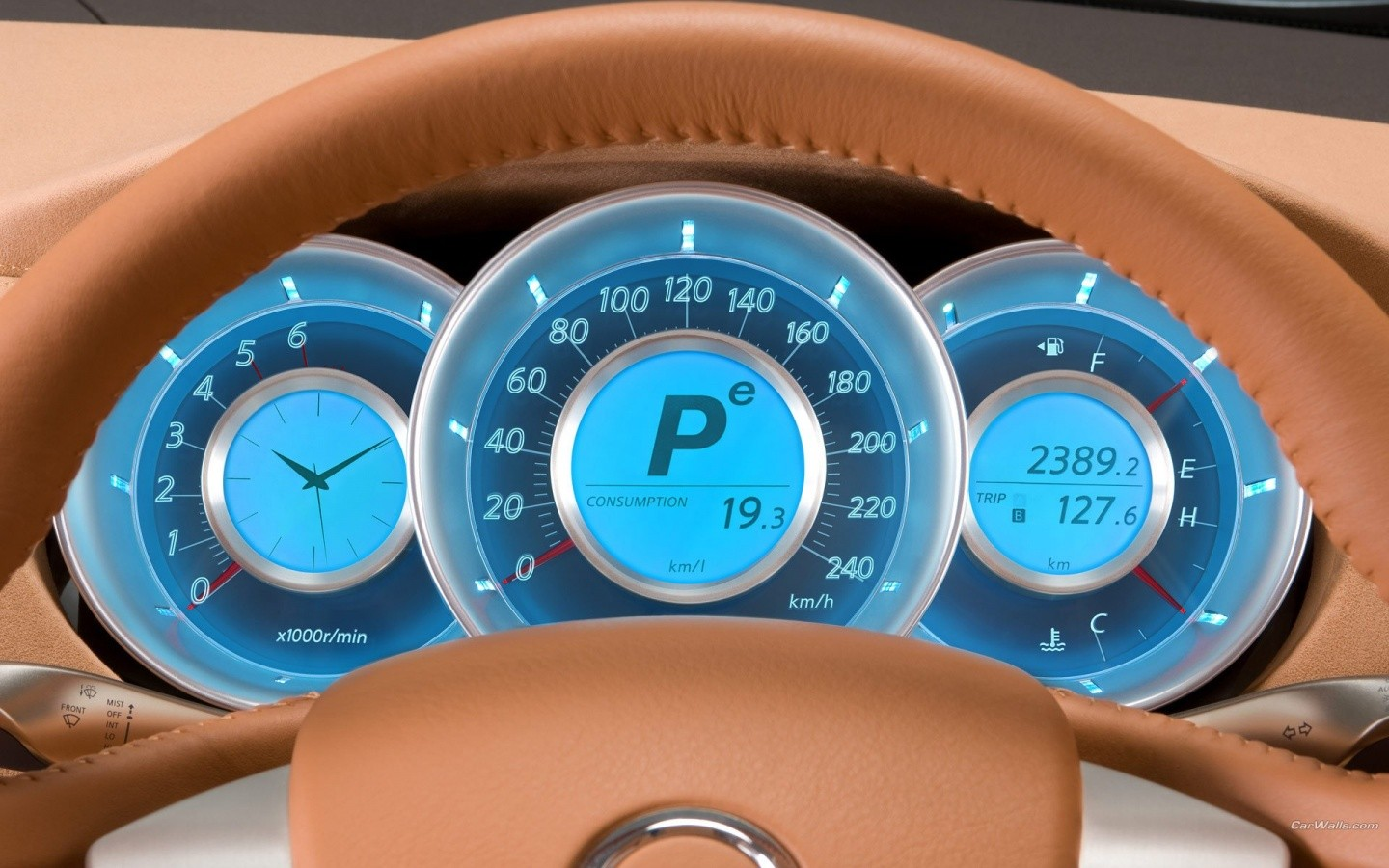 Nissan Intima Concept Wide