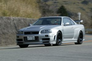 Nissan Skyline Gtr Z Tune On Road