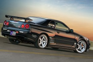 Nissan Skyline Wide