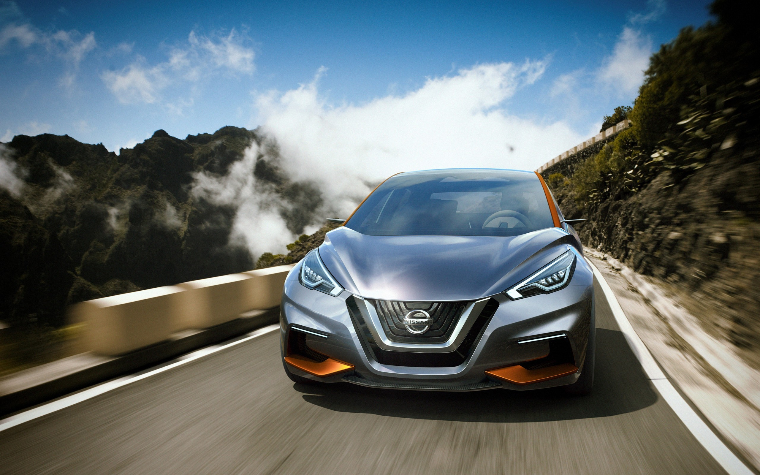 Nissan Sway Concept Wide
