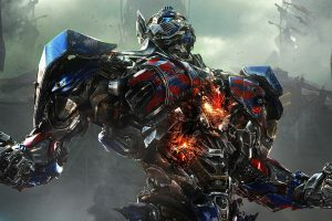 Optimus Prime In Transformers Age Of Extinction Wide