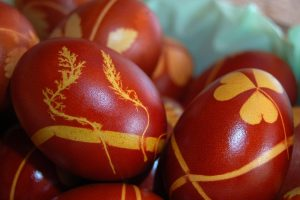 Orthodox Easter Eggs Wide
