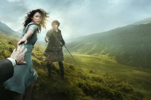 Outlander 2014 Tv Series Wide