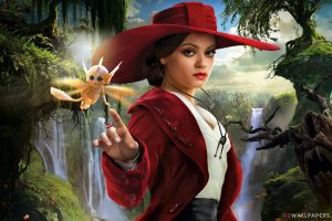 Oz The Great And Powerful Mila Kunis