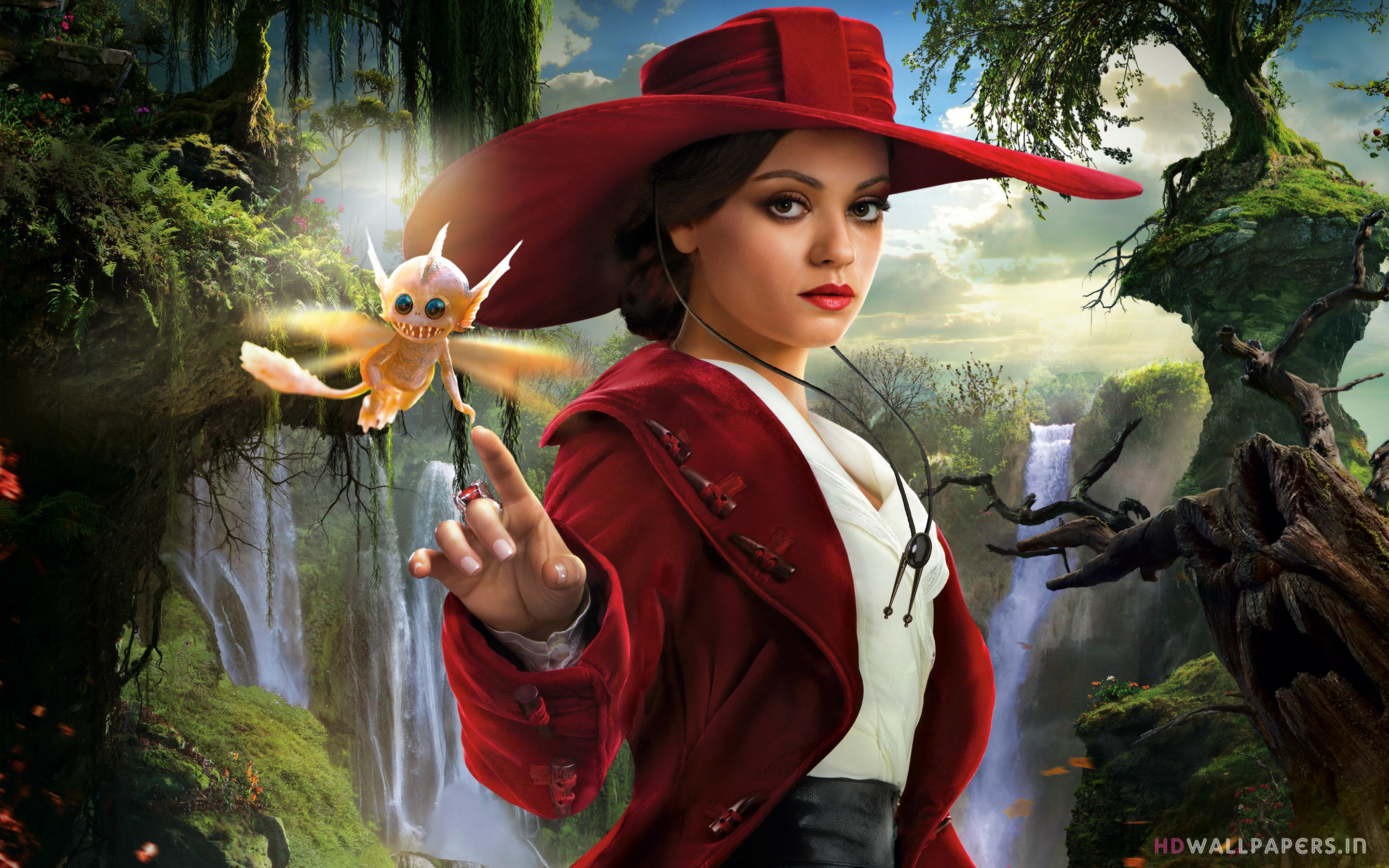 Oz The Great And Powerful Mila Kunis Wide