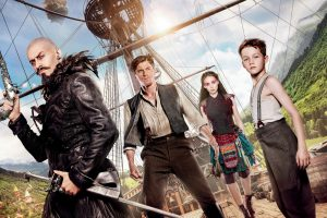 Pan 2015 Movie Wide
