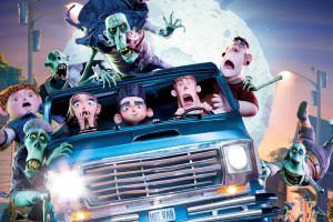 Paranorman Comedy Horror Movie Wide