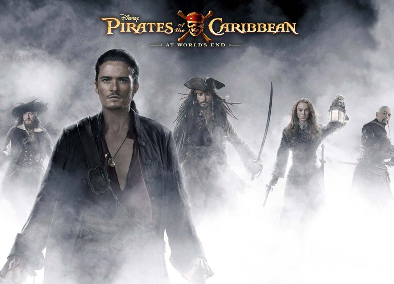 Pirates Of The Caribbean Fog Movie Other