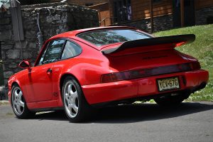 Porsche 964 Turbo S Wide