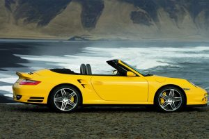 Porsche Seaside 911 Turbo Cabriolet Wide