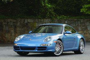 Porshe 911 Club Coupe