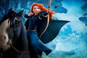 Princess Merida Wide