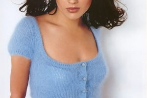 Rachael Leigh Cook In Sexy Underwear Pullover-Other