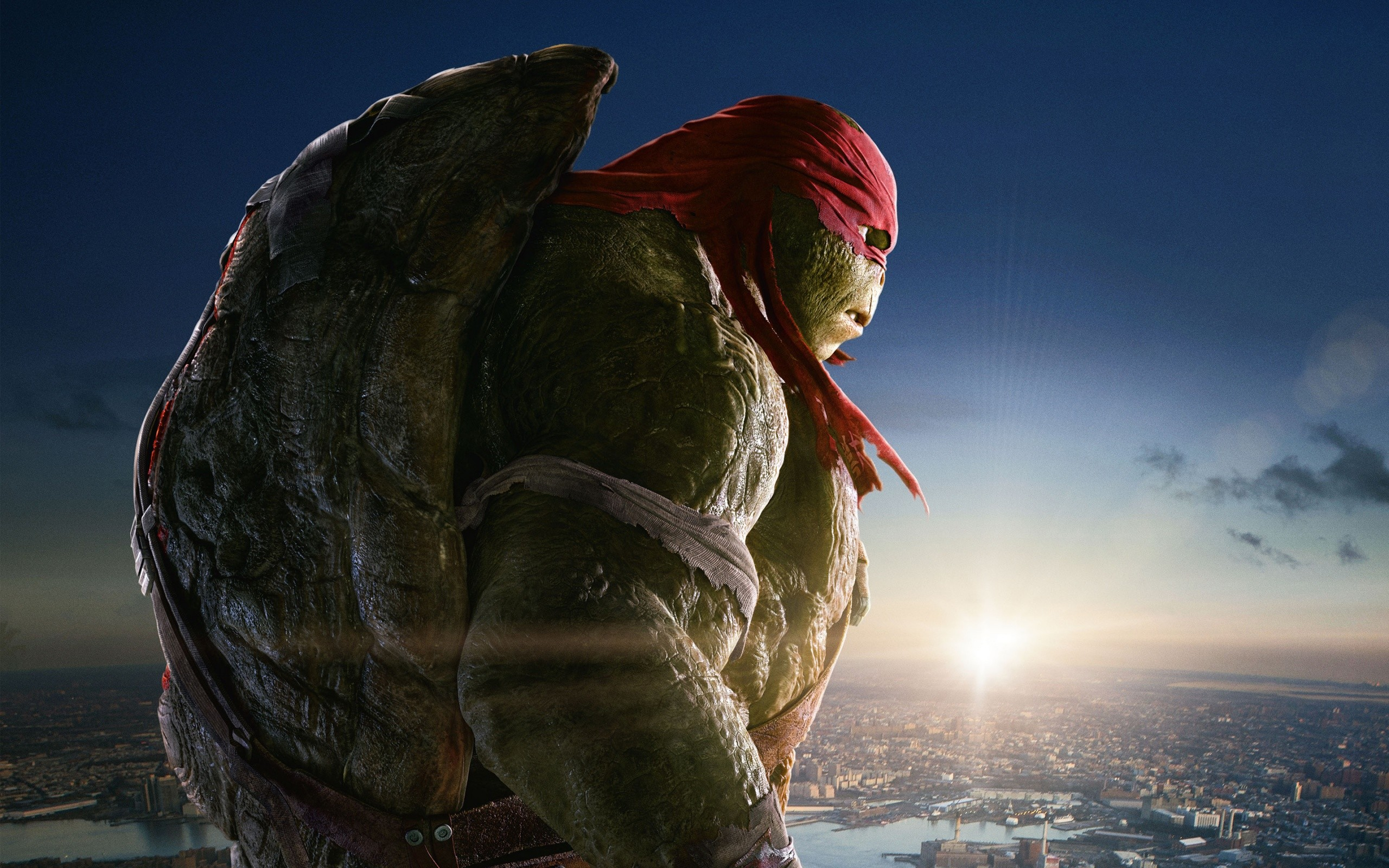 Raphael In Teenage Mutant Ninja Turtles Wide