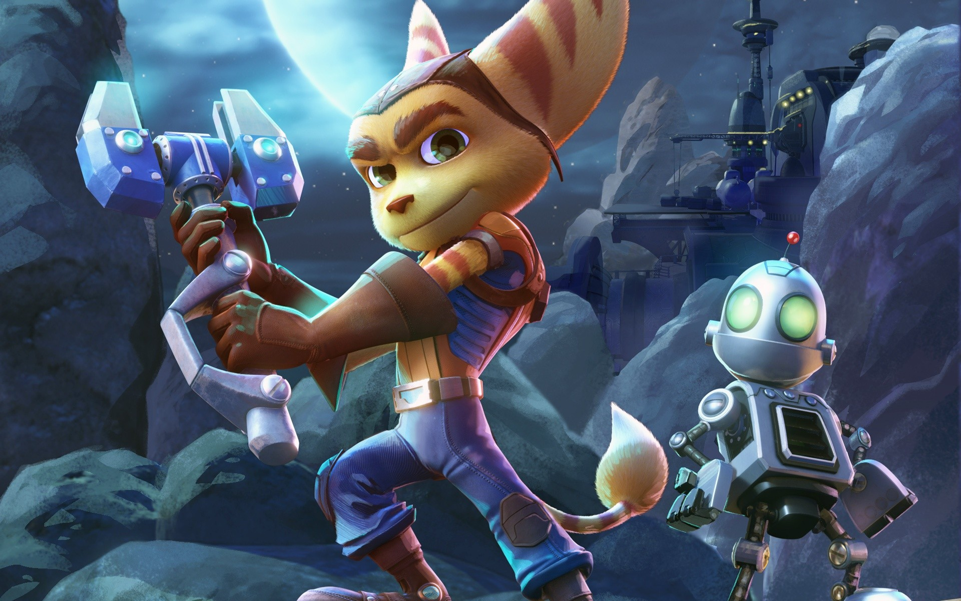Ratchet And Clank 2015 Movie Wide