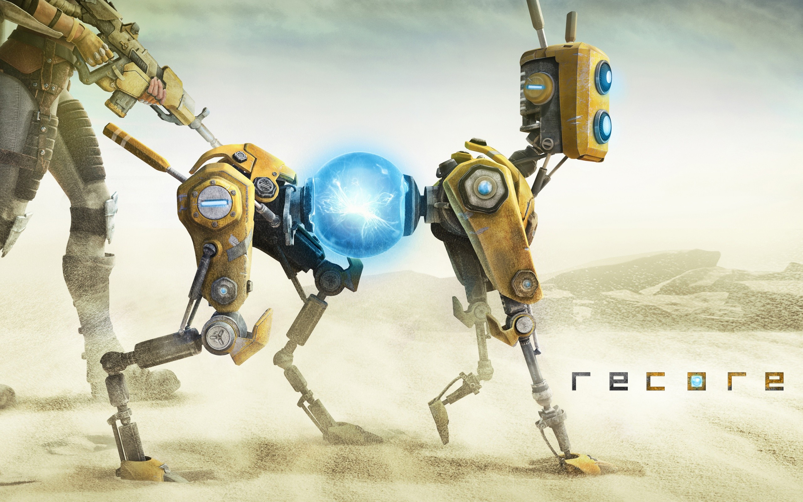 Recore 2016 Game Wide