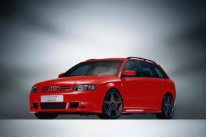 Red Abt Audi As400