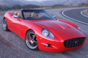 Red Anteros Xtm Roadster Wide
