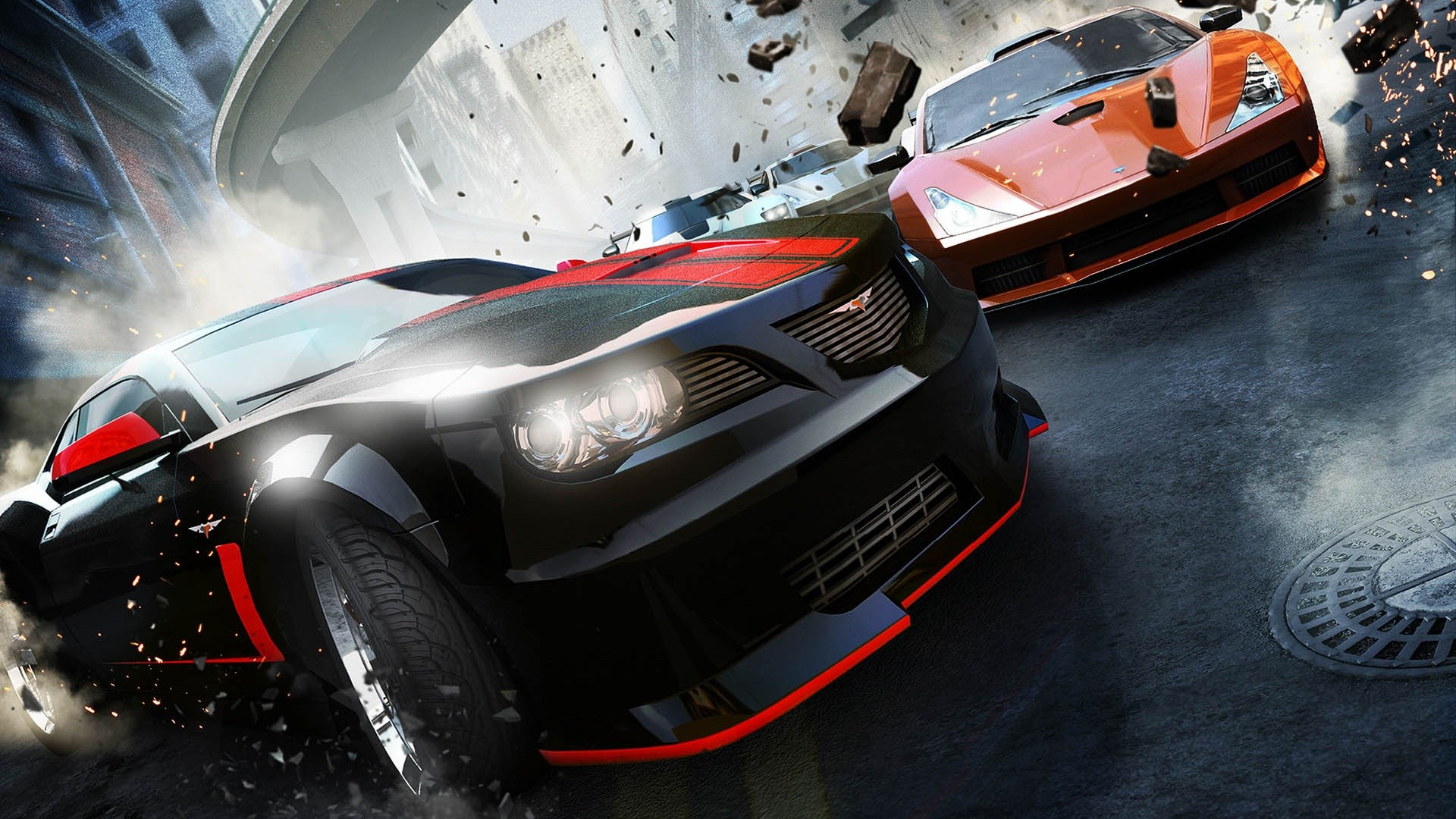 Ridge Racer Unbounded 2012