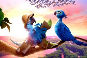 Rio 2 Blu Jewels Adventure