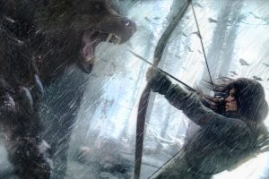 Rise Of The Tomb Raider Game Wide