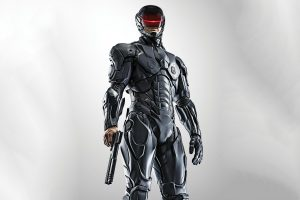 Robocop Armour Suit Wide