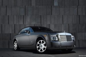 Rolls Royce Phantom Coupe 2009 Wide