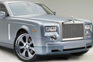 Rolls Royce Phantom Wide