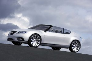 Saab 9 X Air Wide