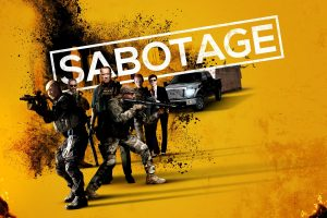 Sabotage 2014 Movie Wide
