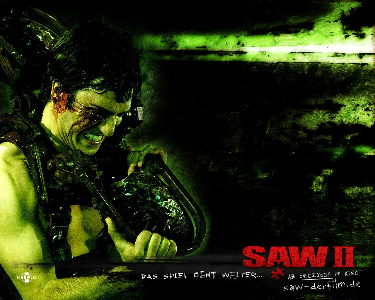Saw II Movie