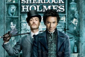Sherlock Holmes Official Poster