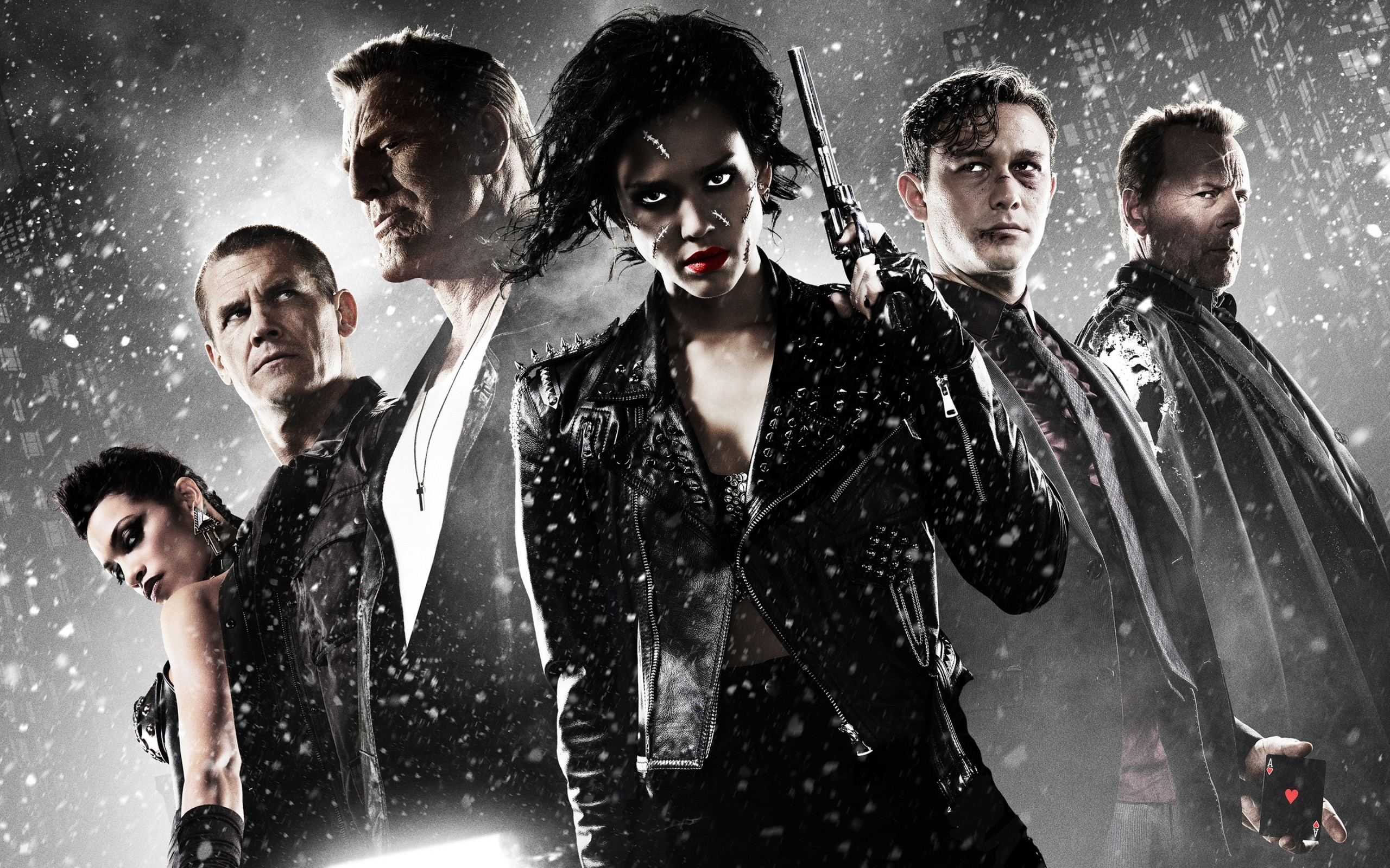 Sin City 2 A Dame To Kill For Wide
