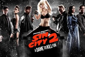 Sin City A Dame To Kill For Poster Wide