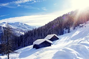 Ski Touring Austria Alps Wide