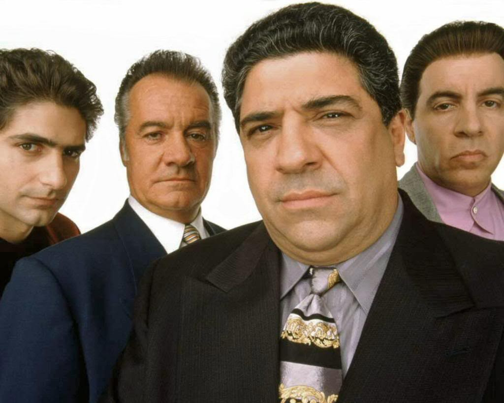 Sopranos The Pussy And Others